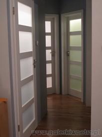 Drzwi vasco białe