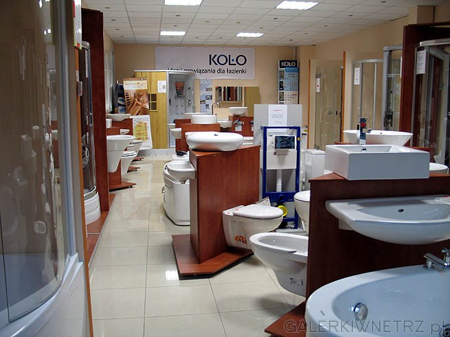 Wanny, kabiny prysznicowe, ceramika łazienkowa. Koło - rozwiązania dla łazienki