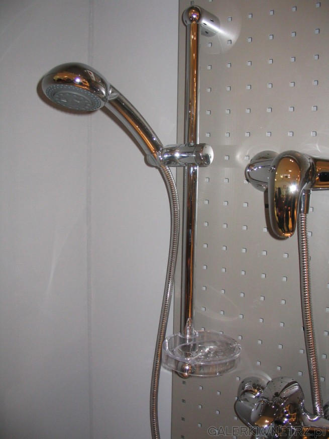 Słuchawka prysznica decyduje o komforcie kąpieli. Warto zainwestować w dobry produkt ...