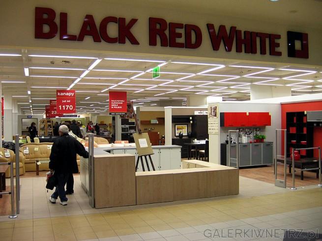 Black Red White i ich hasło reklamowe - najchętniej kupowane meble w Polsce. Salon ...
