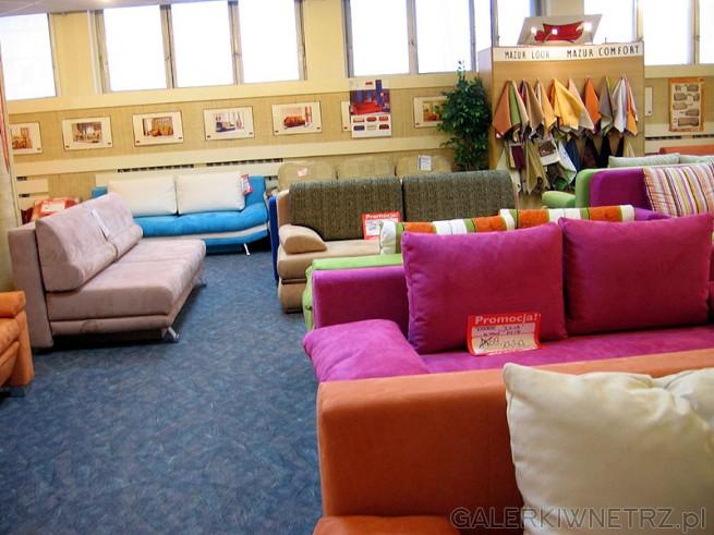 Meble wypoczynkowe - kanapy i sofy