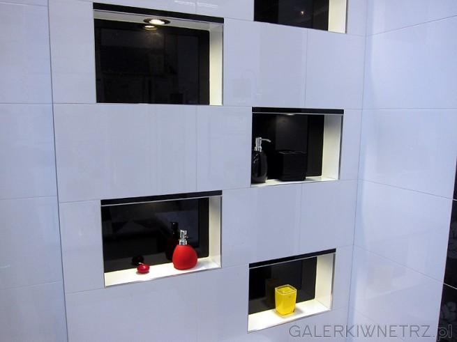 Popularny i praktyczny sposób na zagospodarowanie niewielkiej przestrzeni w łazience. ...