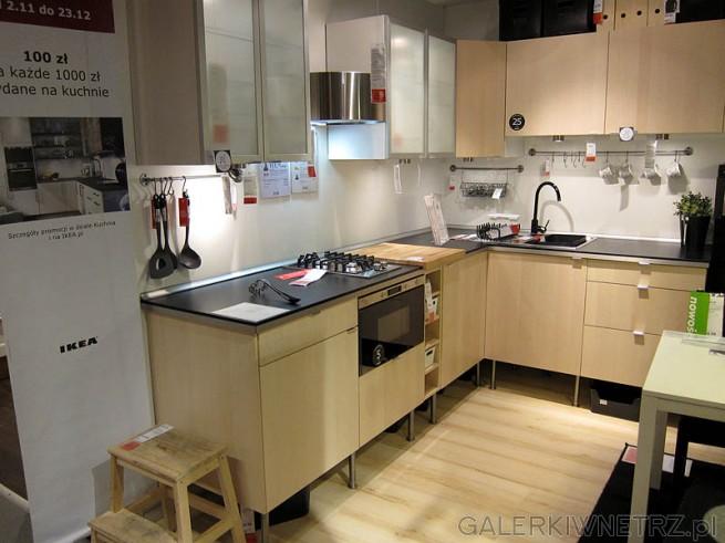 Jasna kuchnia z Ikei Do 23 grudnia 2011 jest promocja  100PLN za każde wyda