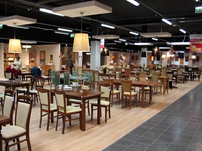 Stoły i krzesła w Warszawie - bardzo duży wybór w salonie BRW Popularna