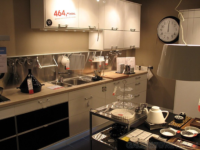 Kuchnia z Ikei Szafki, blat, okucia i akcesoria Zobacz   -> Kuchnia Z Ikei Czy Na Wymiar