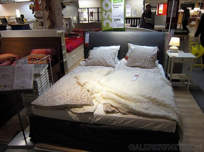 Rama łóżka Vanvik, cena 1300PLN