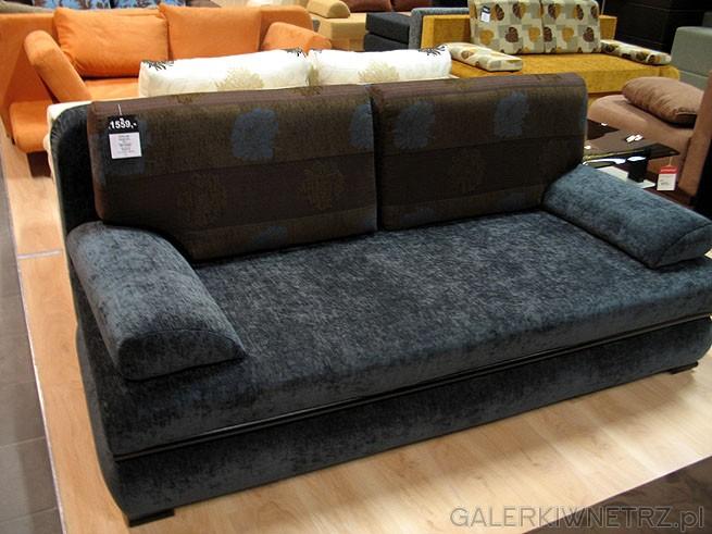 Sofa 3DL Bruno GR-1. Materiał obiciowy: Mix tkanin. Z opcją spania. Powierzchnia ...