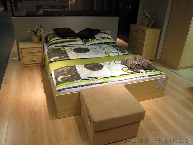 Zestaw mebli do sypialni BRW Kim. łóżko Cena: 359,00 zł, dostępne łóżka 140, 160 ...