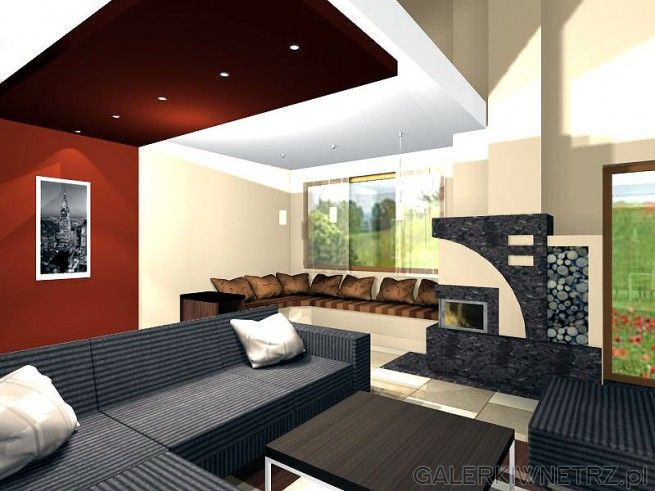 Living room - dom