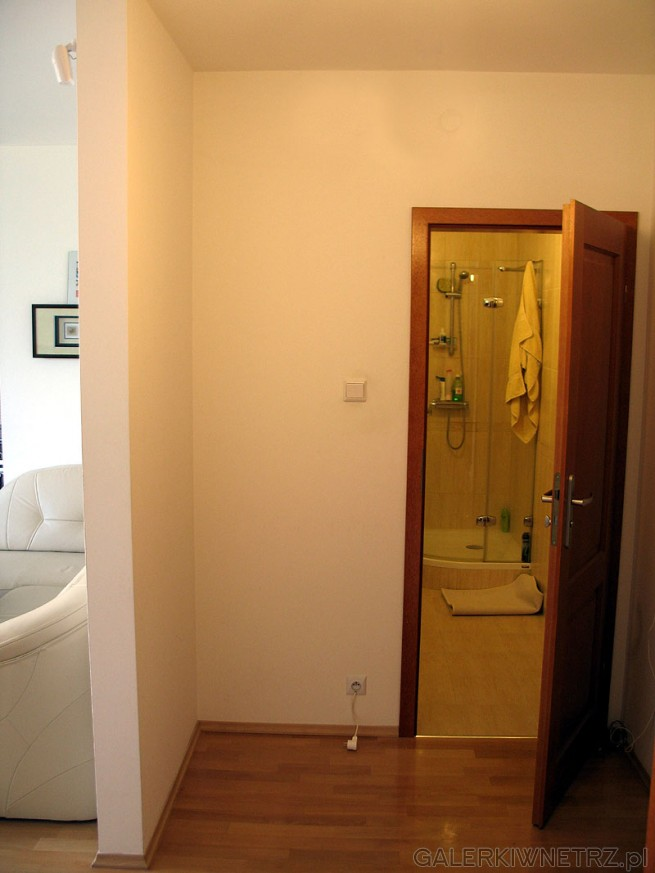 Przedpokój i miejsce na szafę. Jakie są minimalne wymiary wnęki/miejsca na szafę? ...