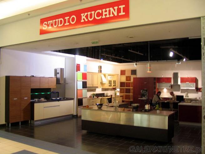 Studio Kuchni salon meblowy. Nowoczesne kuchnie, kuchnie z wyspą