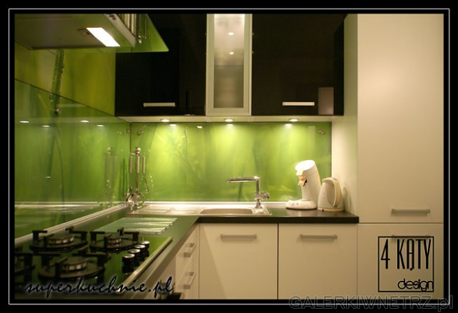 Kuchnia  urządzamy, zmieniamy, odnawiamy -> Kuchnia Lakierowana Czy Okleina