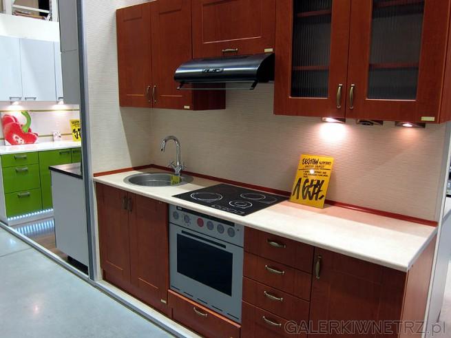 Meble kuchenne  kuchnia Vanessa Calvados, cena 1657PLN   -> Kuchnia Weglowa Obi
