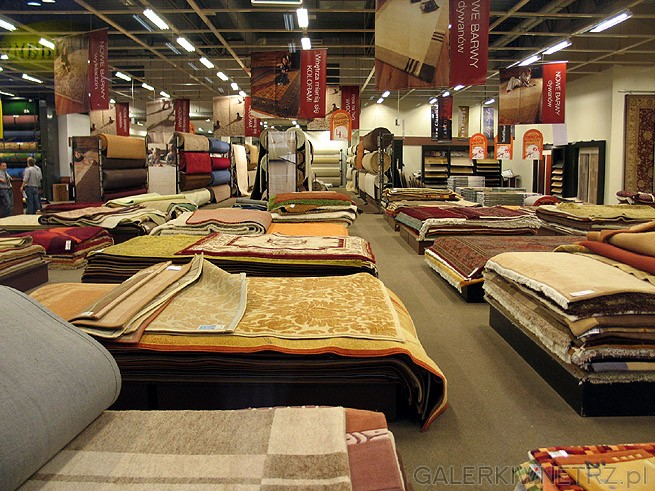 Topwert: wykładziny, dywany, materiały dekoracyjne i meble tekowe. Nowozelandzkie ...