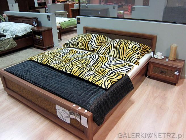 Duży wybór łóżek sypialni w Warszawie w salonie BRW