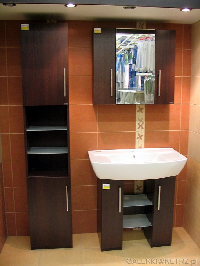 Meble łazienkowe Cersanit Sevilla 0425