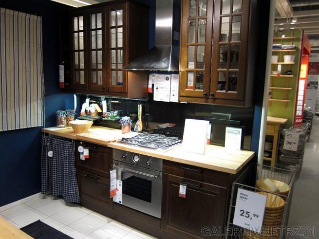 Kuchnia w stylu rustykalnym,  GALERKIWNETRZ PL -> Kuchnie W Rustykalnym Stylu