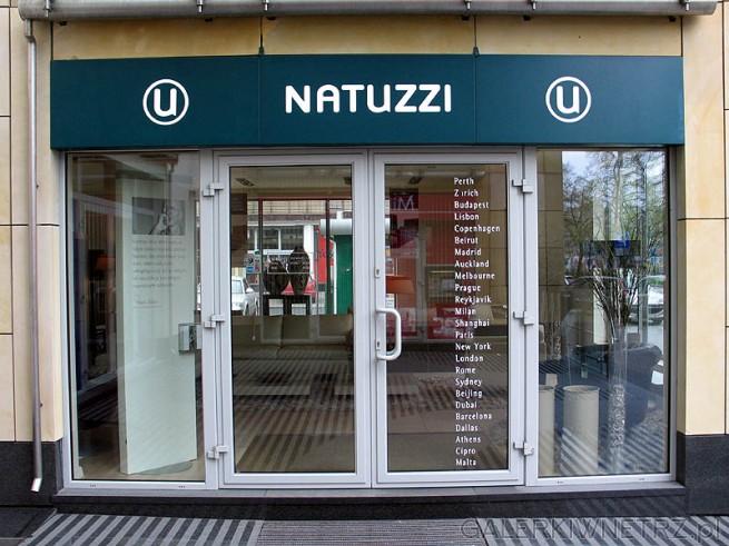 Salon Natuzzi czynny codziennie w godzinach 10-20, w soboty do godziny 15