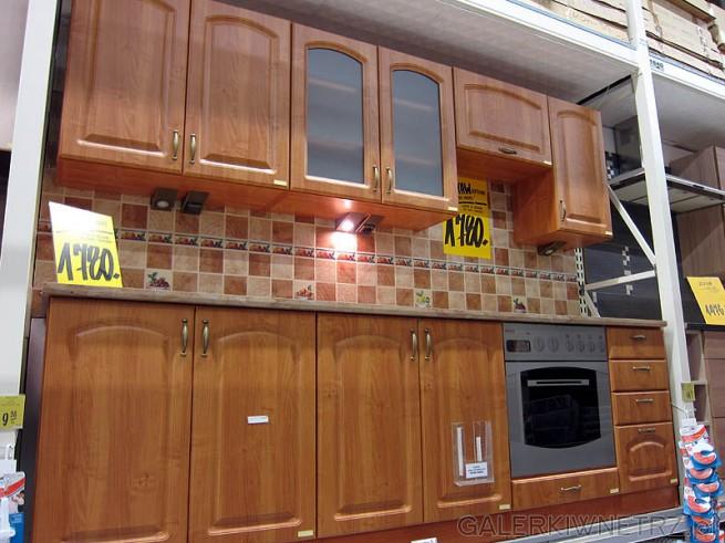 Kuchnia w stylu rustykalnym  GALERKIWNETRZ PL -> Kuchnie W Rustykalnym Stylu
