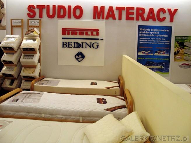 Studio materacy Pirelli Bedding. Zdrowe materace