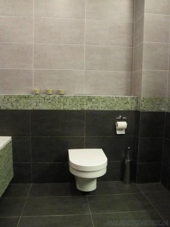 Płytki na ścianę i podłogę Delconca seria it. Dwa kolory - jasno szary i ciemno ...