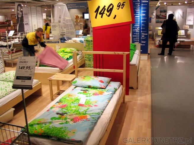 Łóżko sosnowe Dalselv. Posiadam łóżko z Ikei i produkt jest sprawuje się bdb. Warto ...