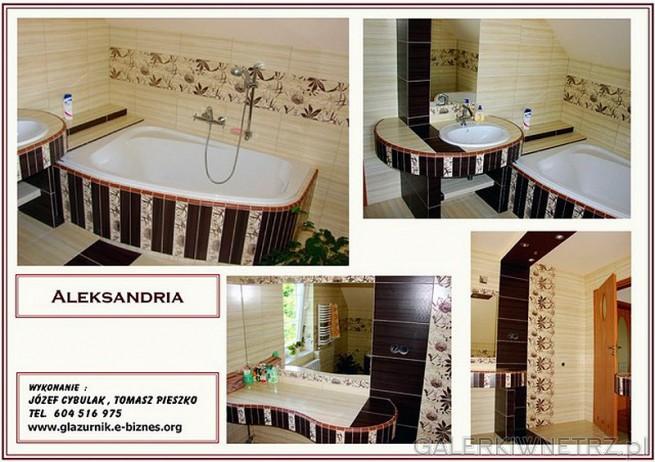 Opoczno Aleksandria zdjęcie łazienki