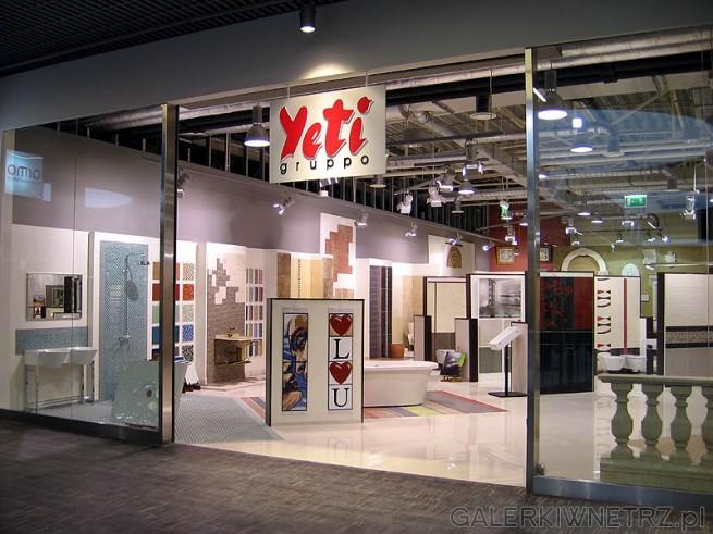 Yetti Gruppo to artykuły wyposażenia łazienkowego, płytki ceramiczne, glazura, mozaika ...