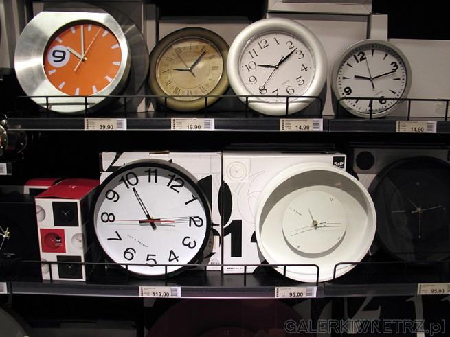 Zegary BRW: Duży wybór zegarów okrągłych na ścianę. Ceny moim zdaniem bardzo korzystne ...