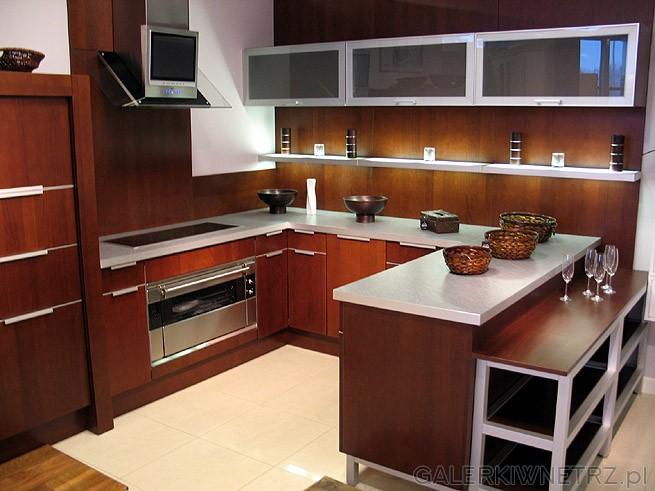 Kuchnie Alno  ekspozycja nowoczesnej kuchni w salonie   -> Salon Kuchni Cieszyn