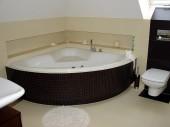 Przyklady łazienek z glazurami Opoczno i Paradyż
