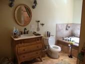 Łazienka w stylu retro pałacowym, amerykańskim. Dwa projekty by Felutek