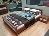 Aranżacja sypialni na przykładzie mebli i stylistów BRW