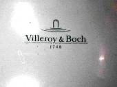 Prezentacja produktów wellness firmy Villeroy & Boch w Domotece