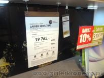 Aranzacje Kuchni I Przykladowe Ceny W Meble Agata Zdjecia Kuchni