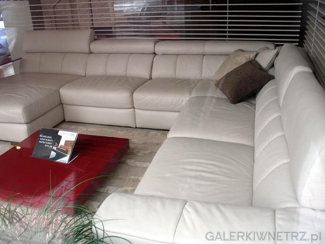 Sofa - zestaw narożny Natuzzi