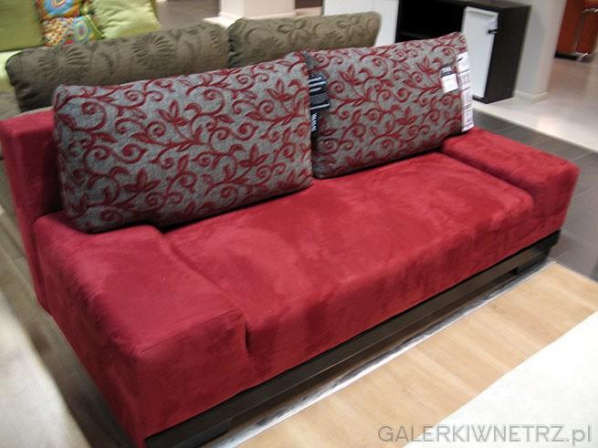 Sofa 3DL Sorento GR-3. Powierzchnia spania 198x148cm. Cena 1749PLN. Posiada sprężyny ...