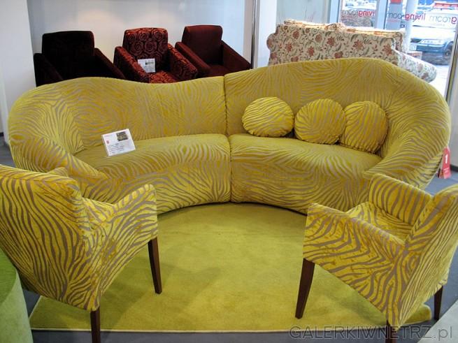 Sofa Scala LivingRoom Mebelplast. Więcej o serii [/galeria/livingroom.eva.minge ...