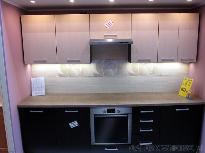 Castorama Oferuje Różnorodne Meble Do Kuchni Drewniane
