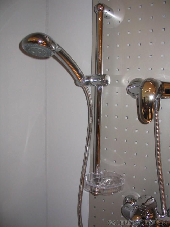 Słuchawka prysznica decyduje o komforcie kąpieli. Warto zainwestować w dobry ...