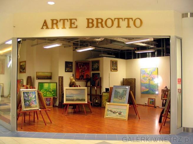 Galeria sztuki Arte Brotto. Arte Brotto to też antykowane meble włoskiej firmy ...