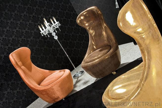 Sonia to futurystyczne fotele typu