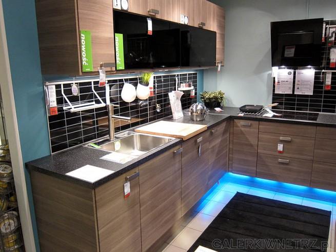 Nowoczesna kuchnia - Ikea