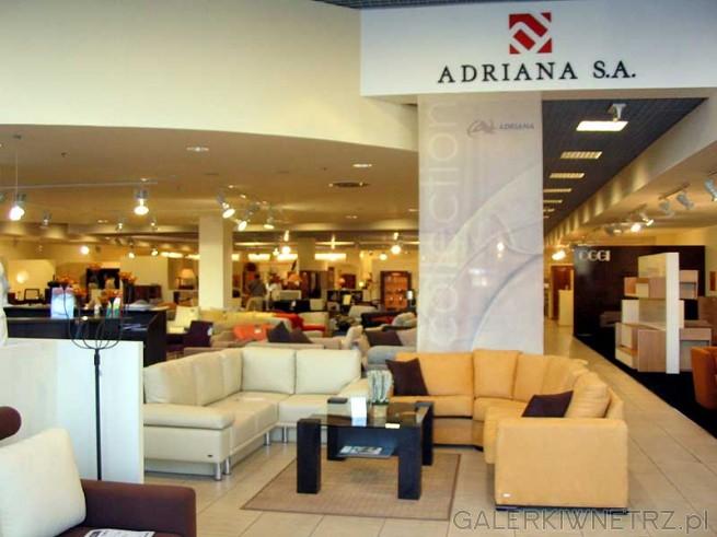 Adriana SA - meble tapicerowane i ich bardzo duży wybór