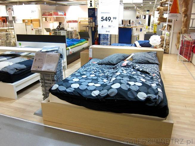 Cena łóżka 550PLN