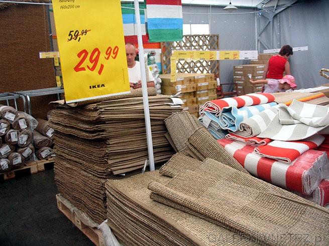 Dywany raczej do ogrodu za niską cenę lub jako wycieraczka. 140x200cm