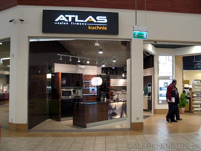 Atlas kuchnie - salon firmowy w Warszawie. Firma z 30 letnią tradycją. Duży salon ...