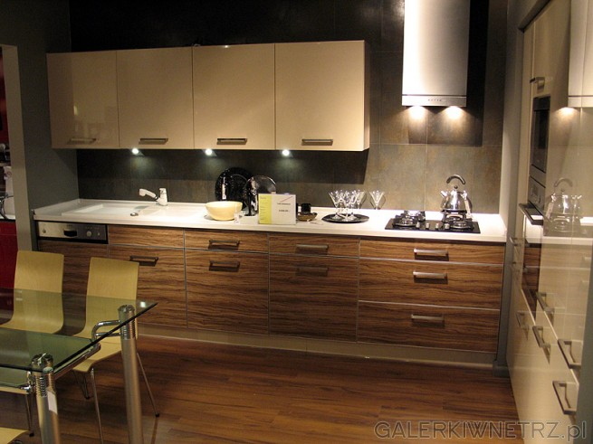 Kuchnia Traffic, 89th Galleo Street. Cena kuchni ze zdjęcia 9.694PLN (bez sprzętu ...