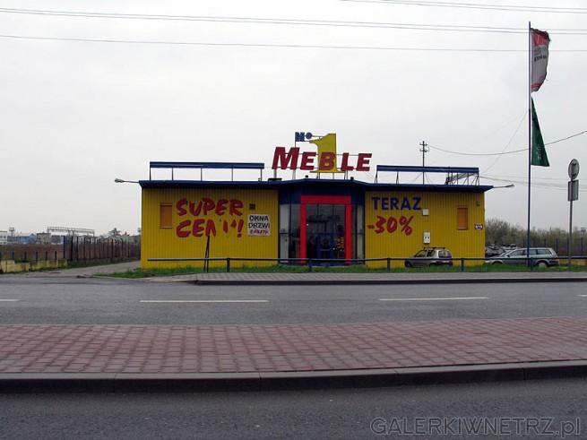 Salon Meble nr 1 ul. Szyszkowa 8/10 Warszawa - Okęcie