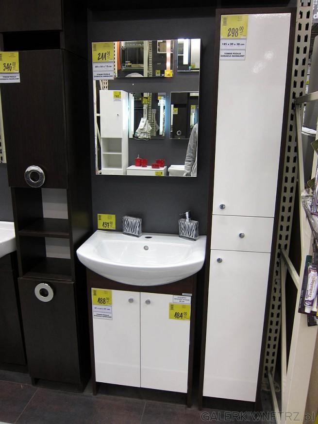 Przykładowa łazienka Z Castoramy Galerkiwnetrzpl